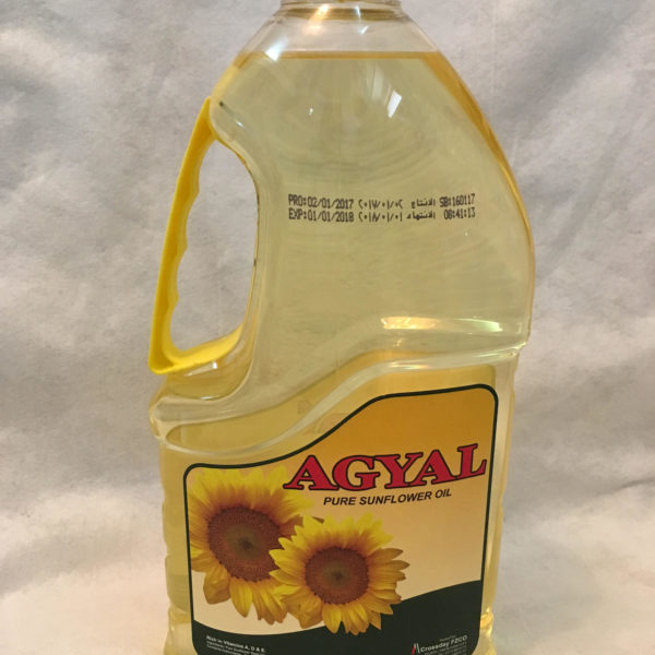Agyal pure sunflower 1.8 L