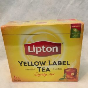 Lipton Yellow Label Tea 100bags